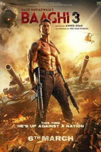 Baaghi 3 (2020) Full Movie Download 720p | 480p