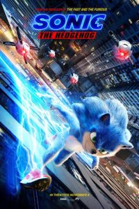 Sonic the Hedgehog (2020) Full Movie [English] 720p Download