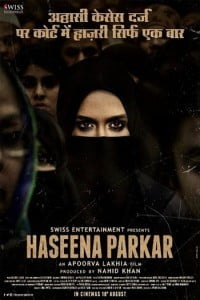 Haseena Parker (2017) Hindi 480p HDRip 300mb