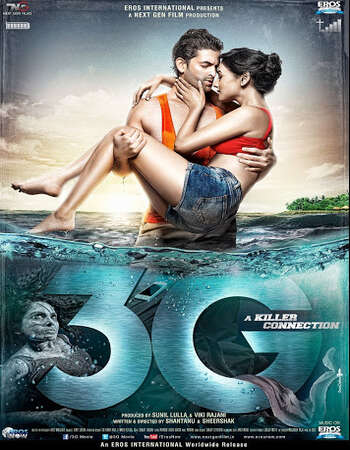 3G - A Killer Connection (2013) Hindi 720p WEB-DL x264 950MB Full Movie Download