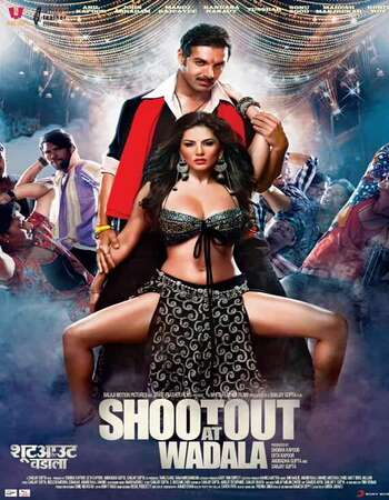 Shootout at Wadala (2013) Hindi 720p WEB-DL x264 1.1GB Full Movie Download