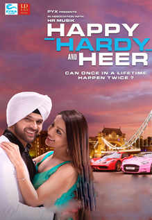 Happy Hardy And Heer Movie Review: Music makes this love triangle an  entertaining watch