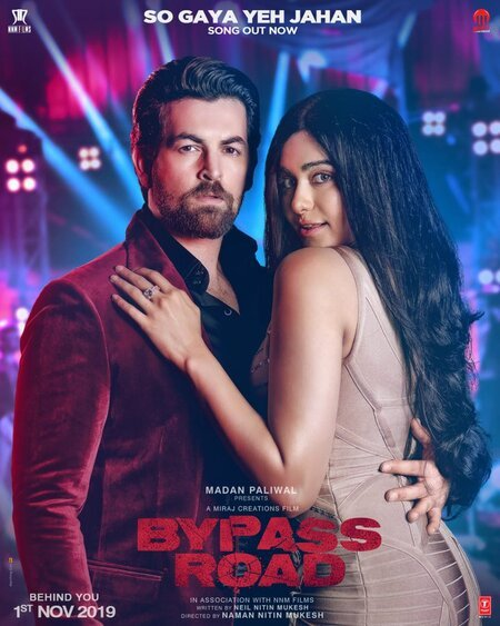 Bypass Road 2019 Hindi Pre-480p DvDScr x264 400Mb | Bdmovie24
