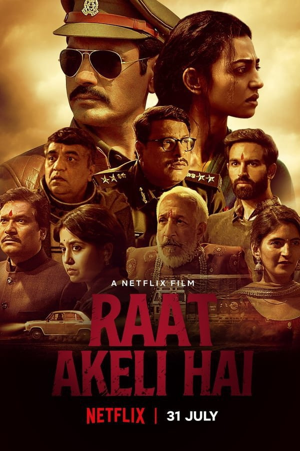 Raat Akeli Hai 2020 hindi full movie 480p Download
