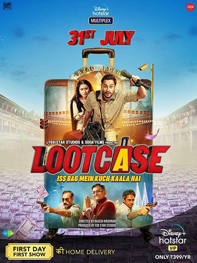 Lootcase (2020) hindi full movie Download