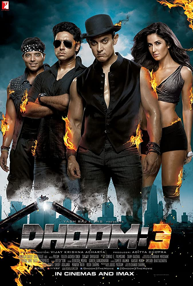 dhoom 3 480p Download