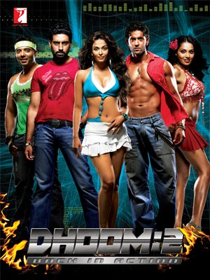 Dhoom 2 2006 480p Download