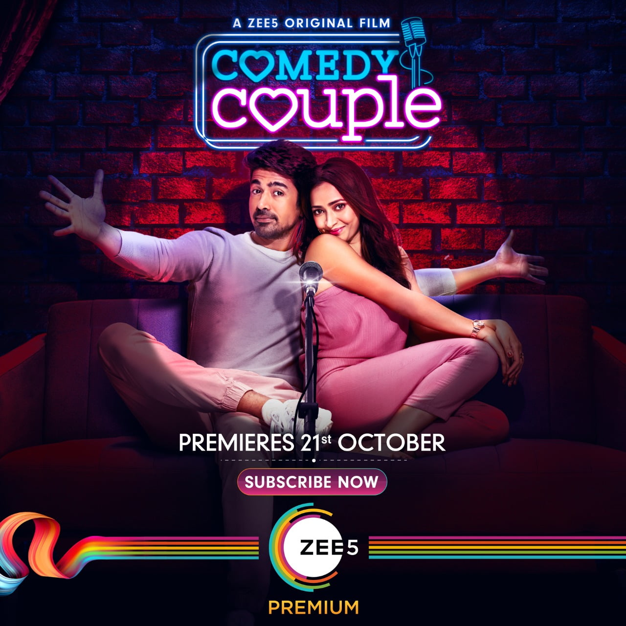 Comedy Couple 2020 Hindi 720p ZEE5
