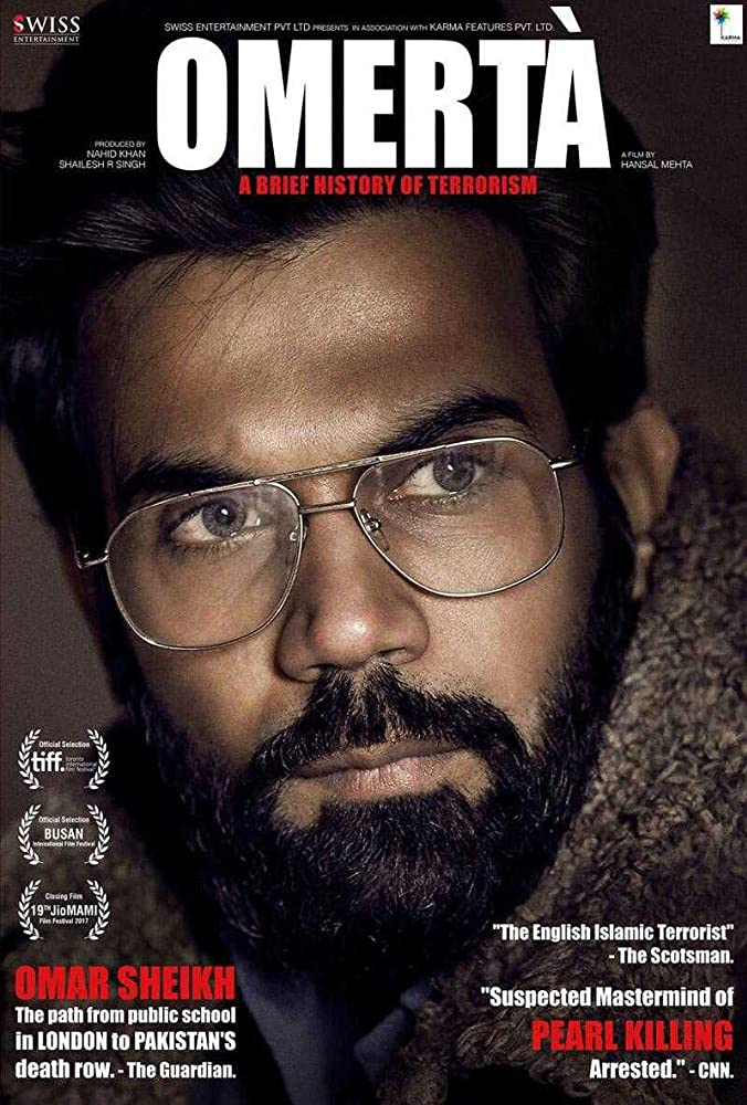 omerta 2018 Hindi 480p Download
