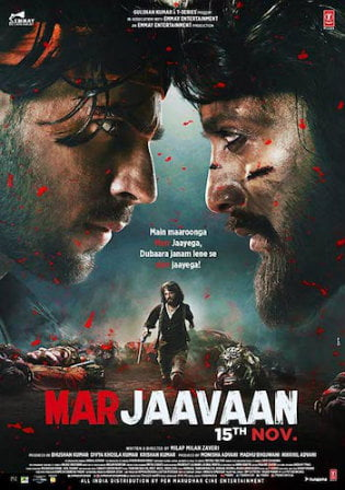 Marjaavaan 2019 WEB-DL 400MB Full Hindi Movie Download 480p Watch Online Free bolly4u