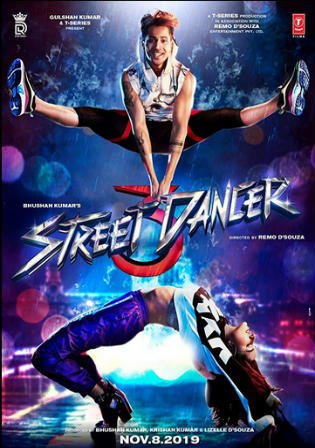 Street Dancer 3D 2020 Pre DVRip 400Mb Full Hindi Movie Download 480p Watch online Full Movie Download bolly4u