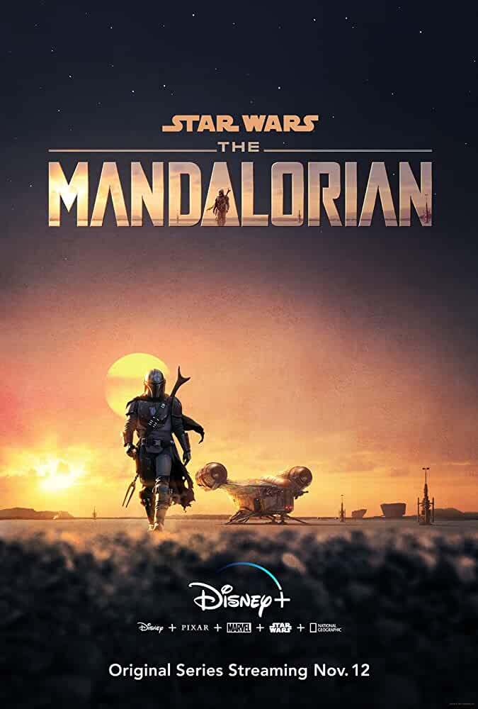 Pedro Pascal in The Mandalorian (2019)