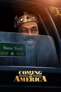 Download Coming 2 America (2021) Full Movie In {Hindi Subtitles} 480p [300MB]
