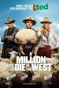 Download A Million Ways to Die in the West (2014) Movie In Hindi 480p [350MB]