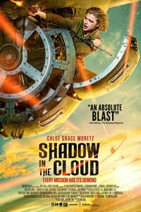 Download Shadow in the Cloud (2020) Full Movie In {English With Subtitles} 720p [800MB] | 480p [350MB]