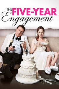 Download The Five Year Engagement (2012) Full Movie In Hindi (Dual Audio) 480p [300MB]