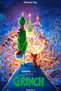 Download The Grinch (2018) Movie In {Hindi-English} 480p [300MB] || 720p [850MB]