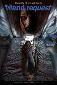 Download Friend Request (2016) Full Movie In Hindi (Dual Audio) 480p [300MB]