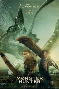 Download Monster Hunter (2020) Full Movie In [Hindi (Cam) – English] 720p [900MB] | 480p [300MB]