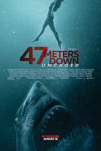Download 47 Meters Down Uncaged (2019) Full Movie in Hindi 480p [300MB]