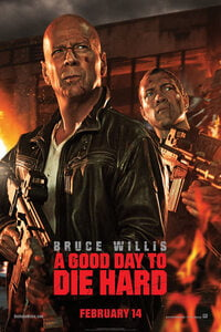 Download A Good Day to Die Hard (2013) Full Movie In Hindi 480p [300MB]