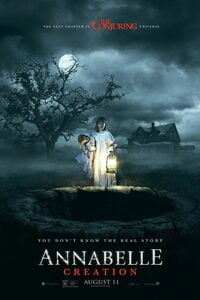 Download Annabelle Creation (2017) Full Movie In Hindi (Dual Audio) 720p [1GB] | 480p [300MB]