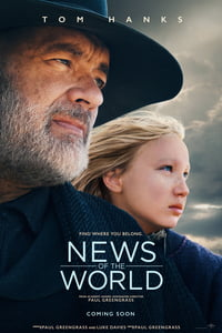 Download News of the World (2020) Movie In {English With Subtitles} 720p [1GB]