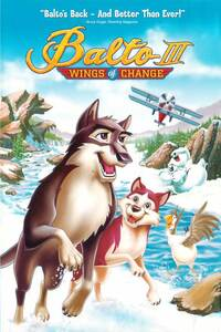 Download Balto 3 Wings of Change (2004) Full Movie In Hindi (Dual Audio) 480p [300MB]