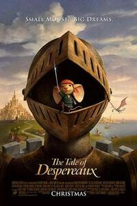 Download The Tale of Despereaux (2008) Full Movie In Hindi 480p [300MB]