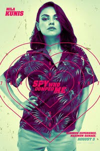 Download The Spy Who Dumped Me (2018) Full Movie In Hindi (Dual Audio) 720p [1.2GB] | 480p [450MB]