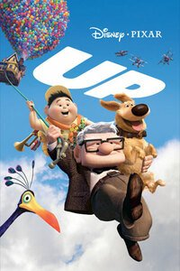 Download Up (2009) Full Movie In Hindi (Dual Audio) 720p [1GB] | 480p [350MB]
