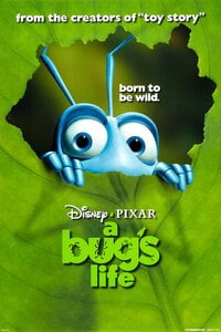 Download A Bugs Life (1998) Full Movie In Hindi (Dual Audio) 480p [300MB]