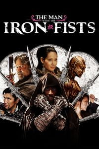Download The Man with the Iron Fists (2012) Full Movie In Hindi (Dual Audio) 480p [300MB]