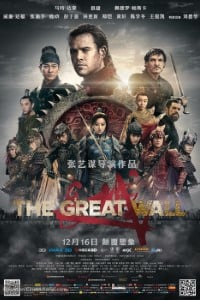Download The Great Wall (2016) Full Movie In Hindi (Dual Audio) 480p [350MB] || 720p [900MB]