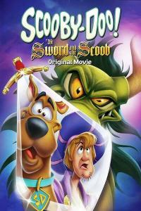 Download Scooby Doo The Sword and the Scoob (2021) Full Movie In {Hindi Subtitles} 720p [850MB]