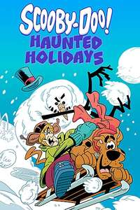 Download Scooby Doo Haunted Holidays (2012) Full Movie In Hindi Dubbed 480p [250MB]