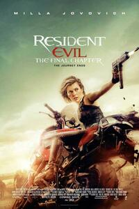 Download Resident Evil: The Final Chapter (2016) Full Movie In {Hindi-English} 480p [350MB] || 720p [1.1GB]
