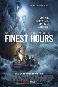 Download The Finest Hours (2016) Full Movie In Hindi (Dual Audio) 480p [350MB] || 720p [950MB]