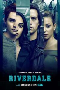 Download Riverdale (2021) Season 5 In {English With Subtitles} 720p [200MB]   480p [100MB] (E02 Added)