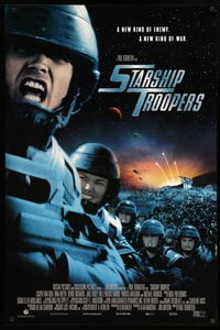 Download Starship Troopers (1997) Full Movie In Hindi (Dual Audio) 480p [300MB]