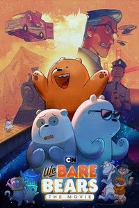 Download We Bare Bears The Movie (2020) Full Movie In {Hindi Subtitles} 480p [300MB]