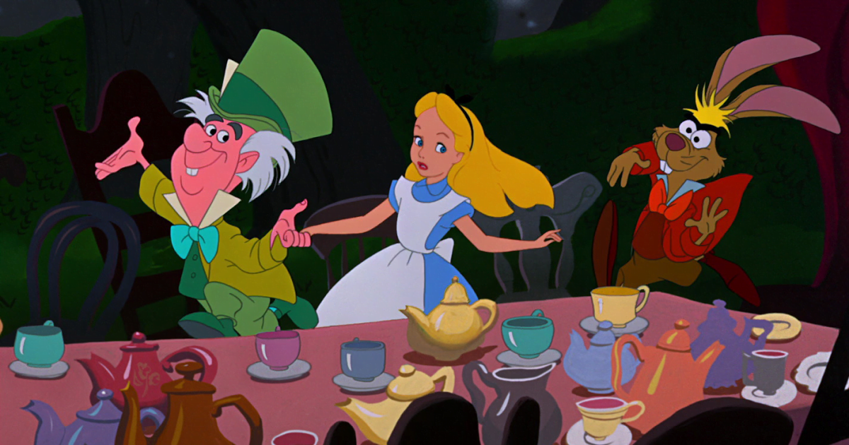 The Wrath of Blog: Review #1,439: 'Alice in Wonderland' (1951)