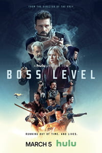 Download Boss Level (2020) Full Movie In {Hindi Subtitles} 480p [300MB]