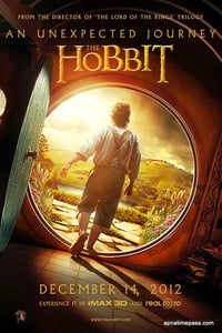 Download The Hobbit: An Unexpected Journey (2012) Full Movie In {Hindi-English} 480p [500MB]    720p [1.4GB]