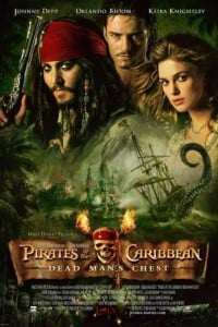 Download Pirates of the Caribbean: Dead Man's Chest (2006) Full Movie In {Hindi-English} 480p [400MB] || 720p [1GB]