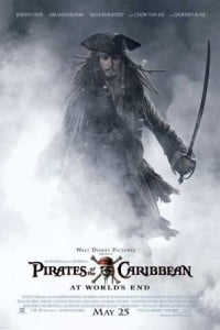Download Pirates of the Caribbean: At World's End (2007) Full Movie In {Hindi-English} 480p [400MB]    720p [1.2GB]