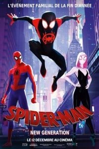 Download Spider-Man: Into the Spider-Verse (2018) Full Movie In {Hindi-English} 480p [400MB || 720p [1.3GB]