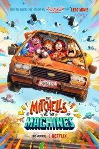 Download The Mitchells vs. the Machines (2021) Full Movie In {Hindi-English} 480p [300MB] || 720p [1GB]