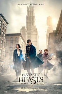 Download Fantastic Beasts and Where to Find Them (2016) Full Movie In {Hindi-English} 480p [450MB]    720p [1.1GB]    1080p [2.8GB]