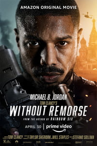 Download Tom Clancy's Without Remorse (2021) Full Movie In (Hindi Subtitles) 720p [800MB] | 480p [300MB]